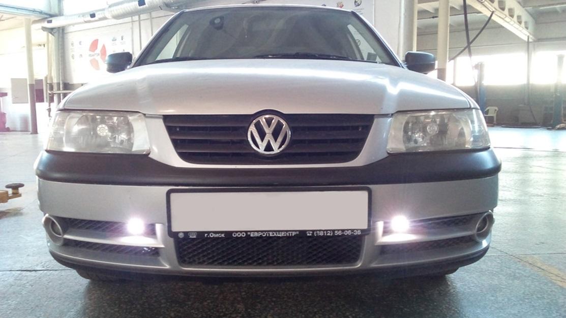 Передняя часть Volkswagen Pointer