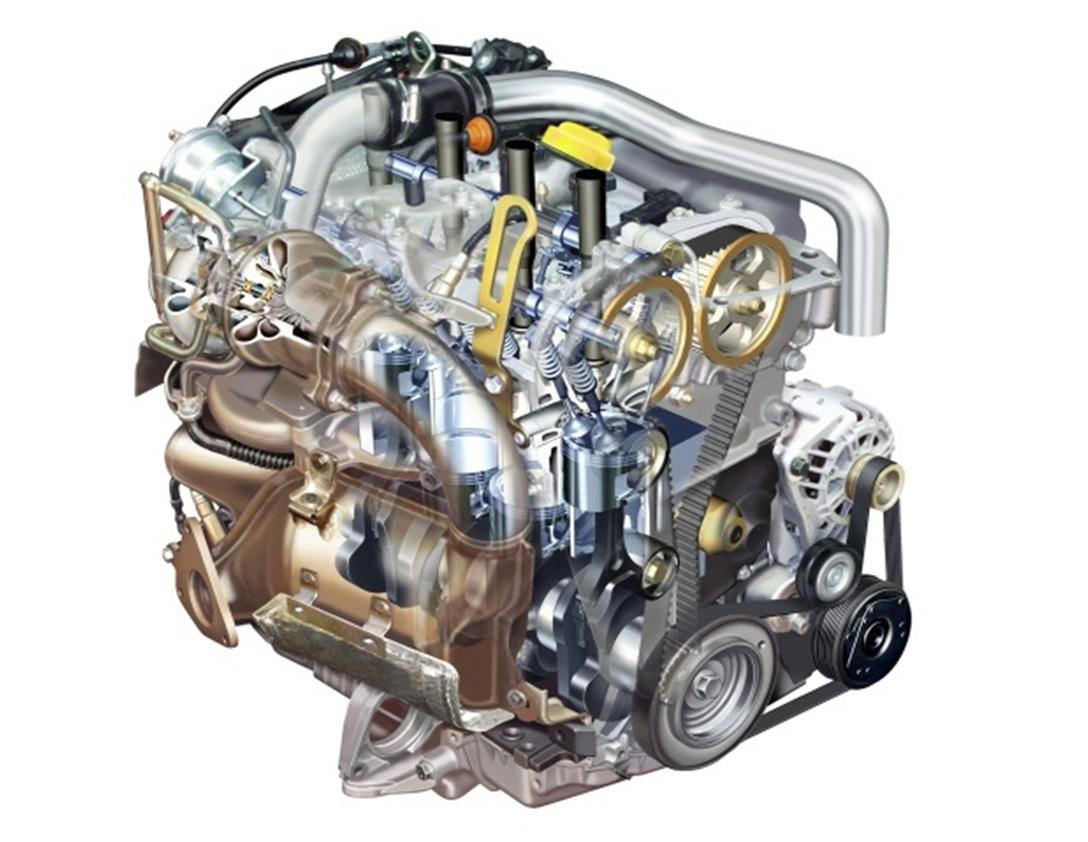 Двигатель F4RT