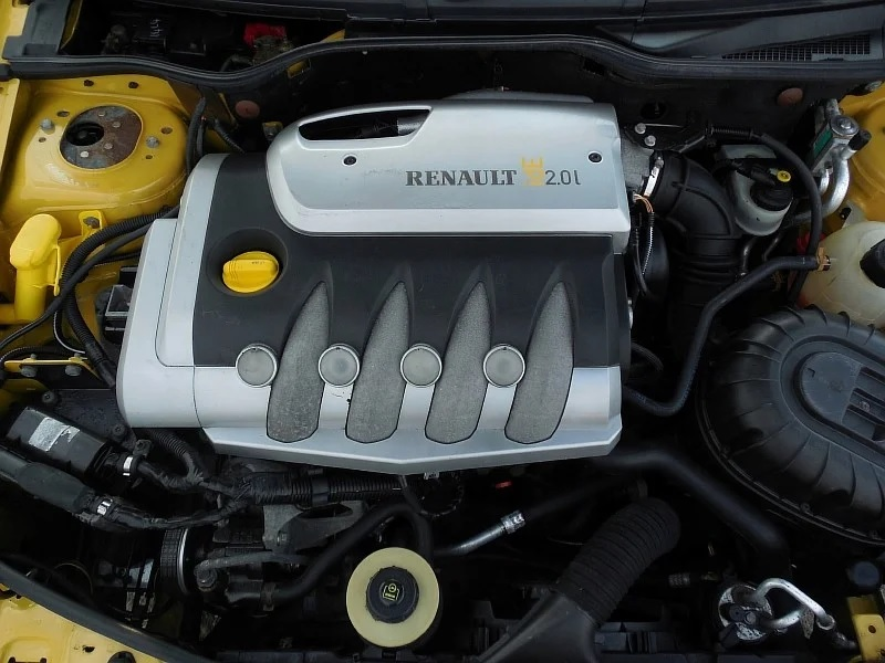 Двигатель Renault F5R