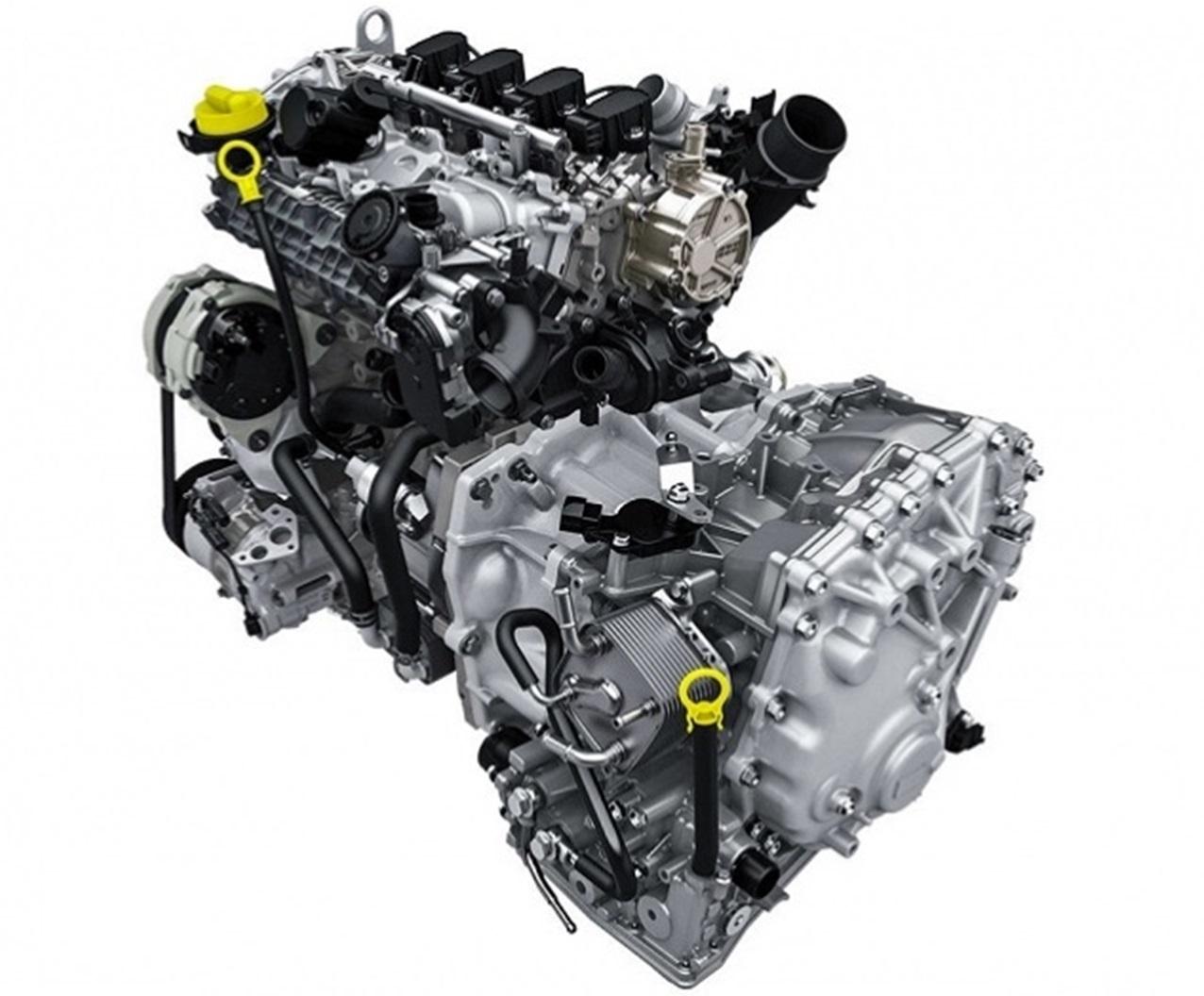 Турбинированный силовой агрегат H5Ht