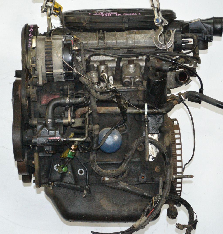 Двигатель F3N 717