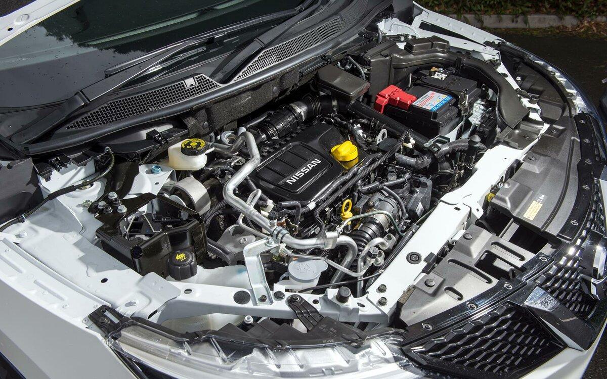 Двигатель Ниссан-Рено R9N