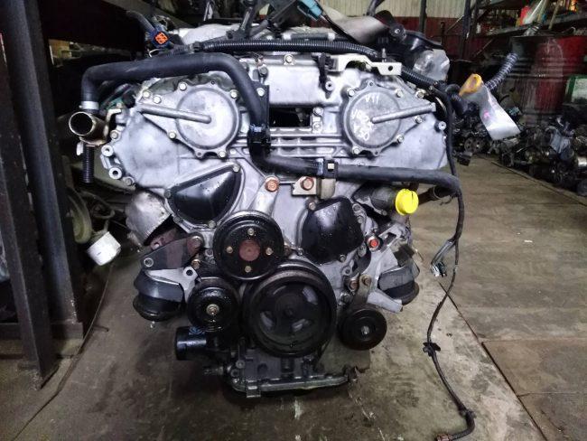 Двигатель VQ25DE