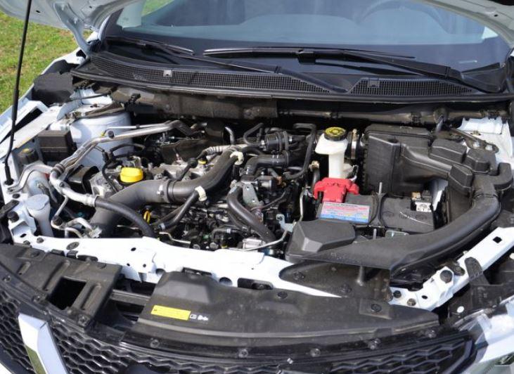 Двигатель renault h5ht