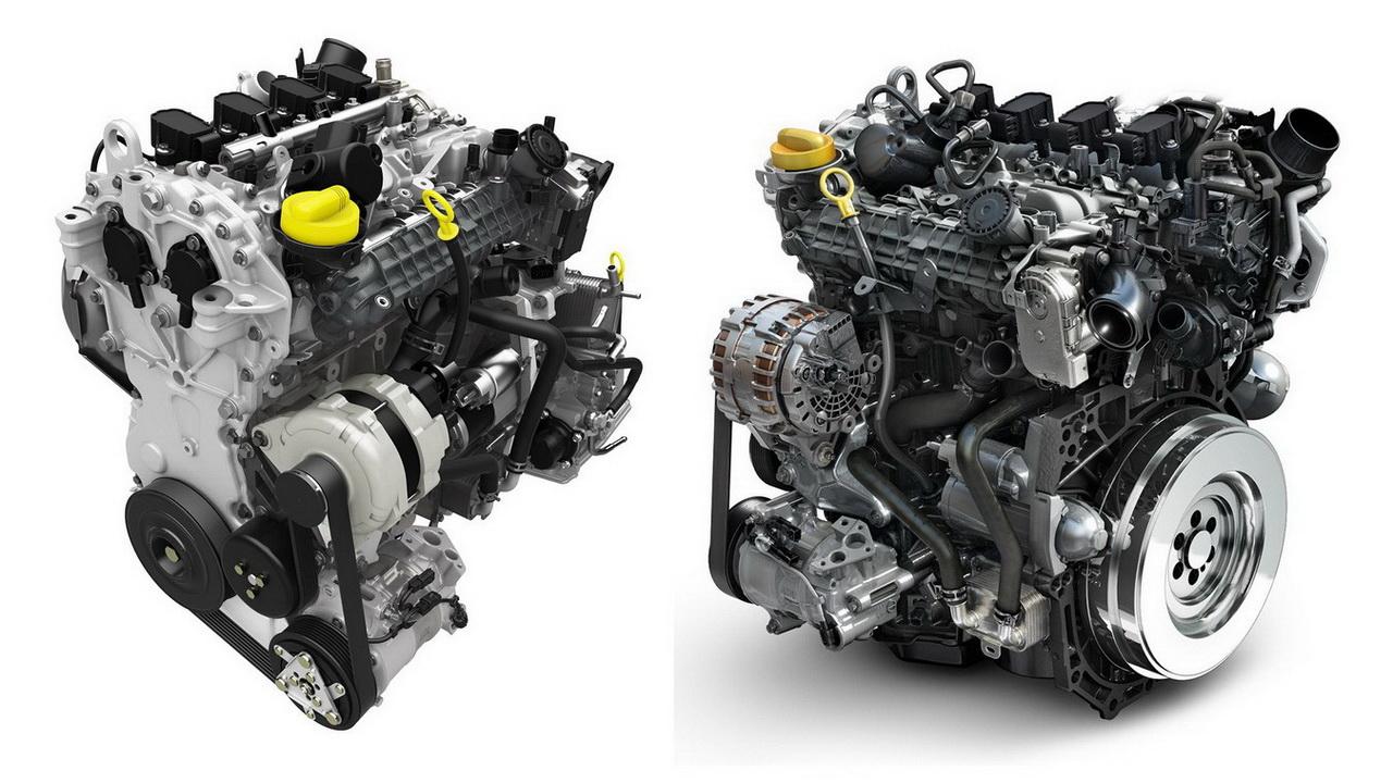 Двигатель H5Ft