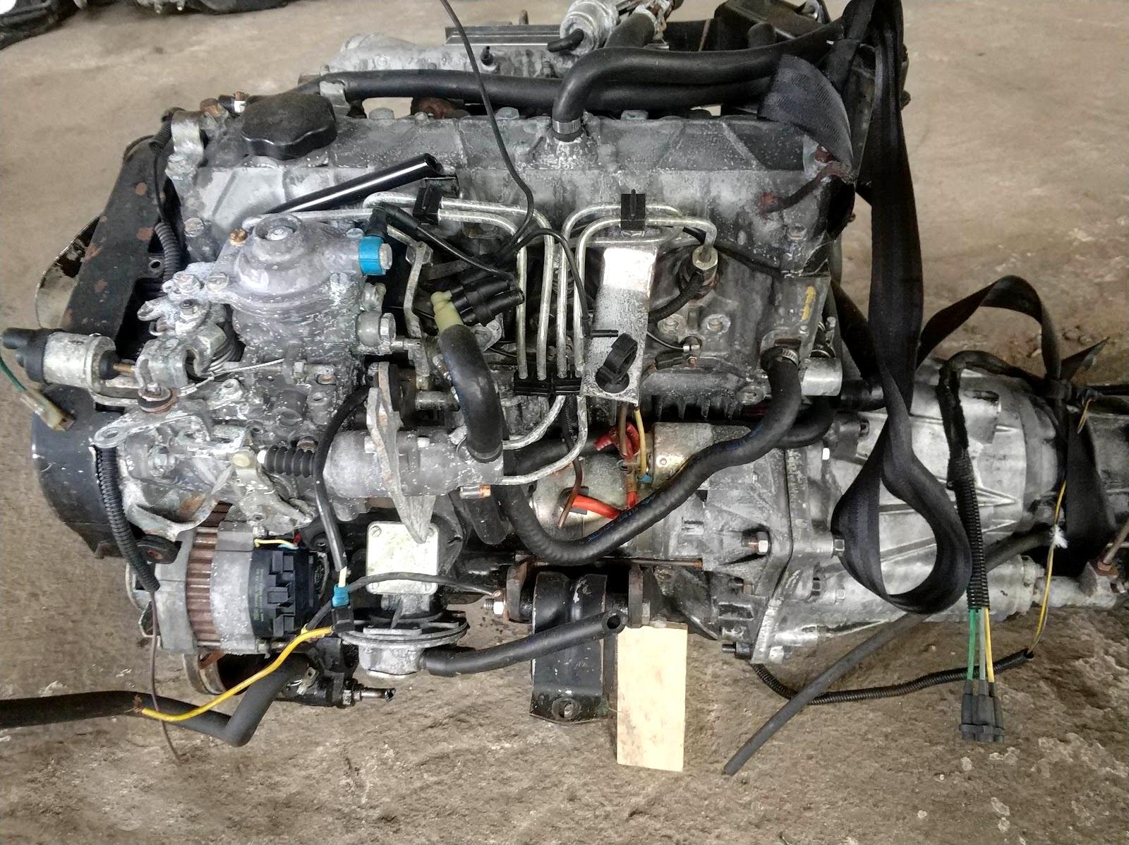 J8S двигатель