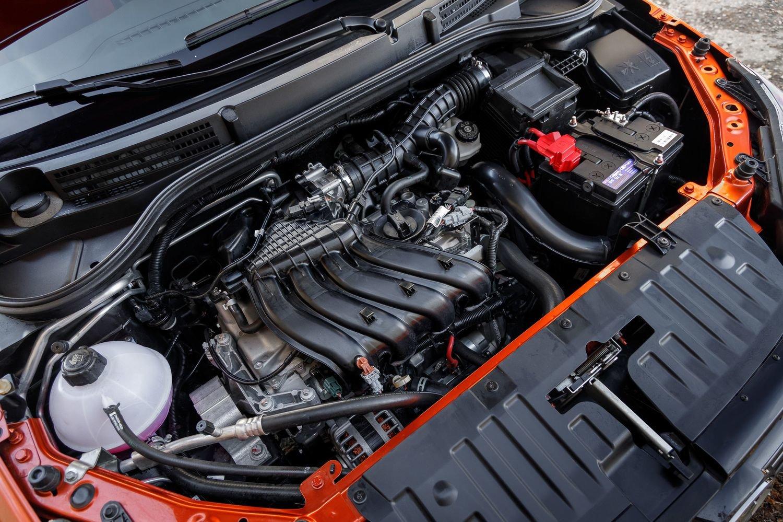 Двигатель H4M