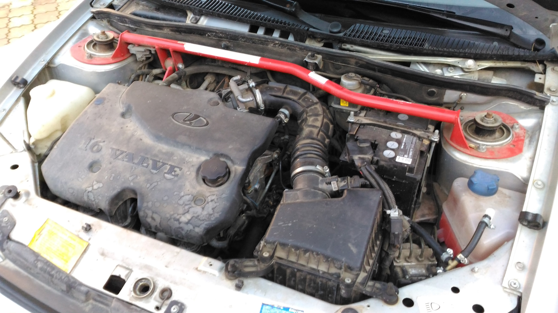 Двигатель ВАЗ-11194